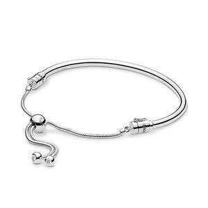 Authentic pandora bracelet s 925